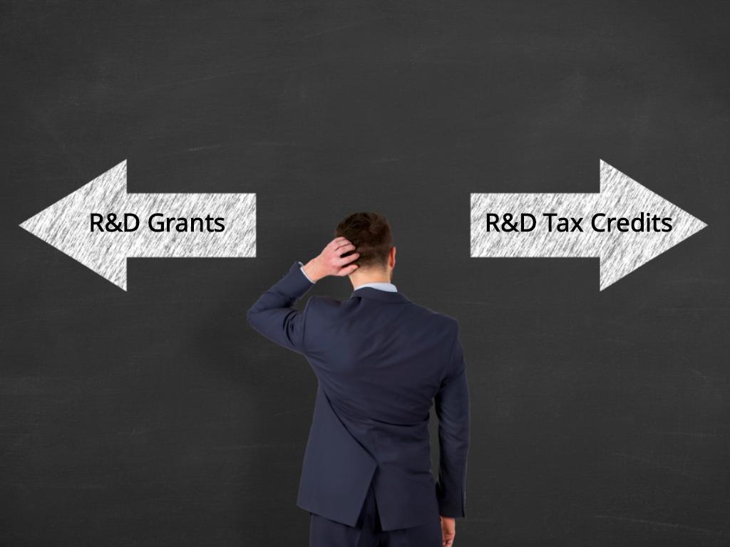 R&D Grants or R&D Tax Credits